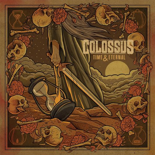 Colossus - Time And Eternal - CD - New