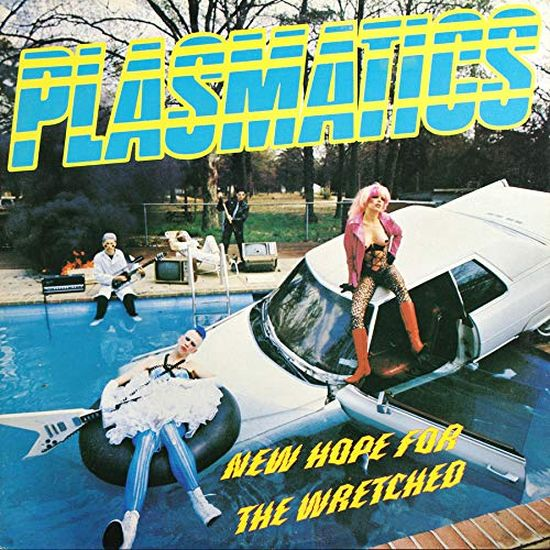Plasmatics - New Hope For The Wretched - Vinyl - New
