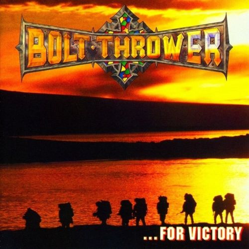 Bolt Thrower - For Victory (2017 FDR rem.) - Vinyl - New