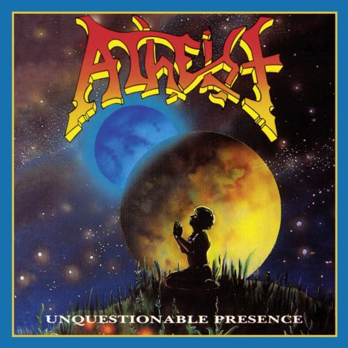 Atheist - Unquestionable Presence (2015 CD/DVD reissue) - CD - New