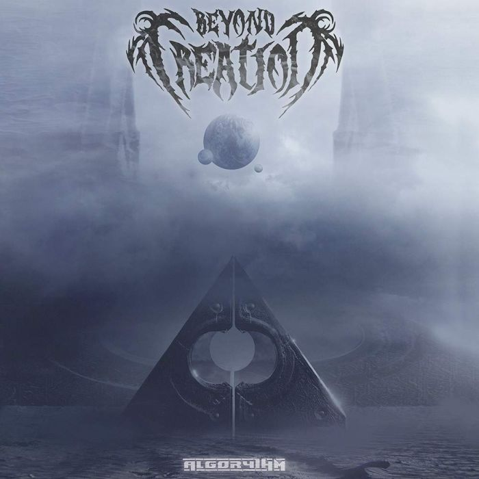 Beyond Creation - Algorythm - CD - New