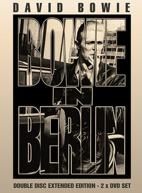 Bowie, David - Bowie In Berlin (Extended Ed. 2DVD) (R0) - DVD - Music