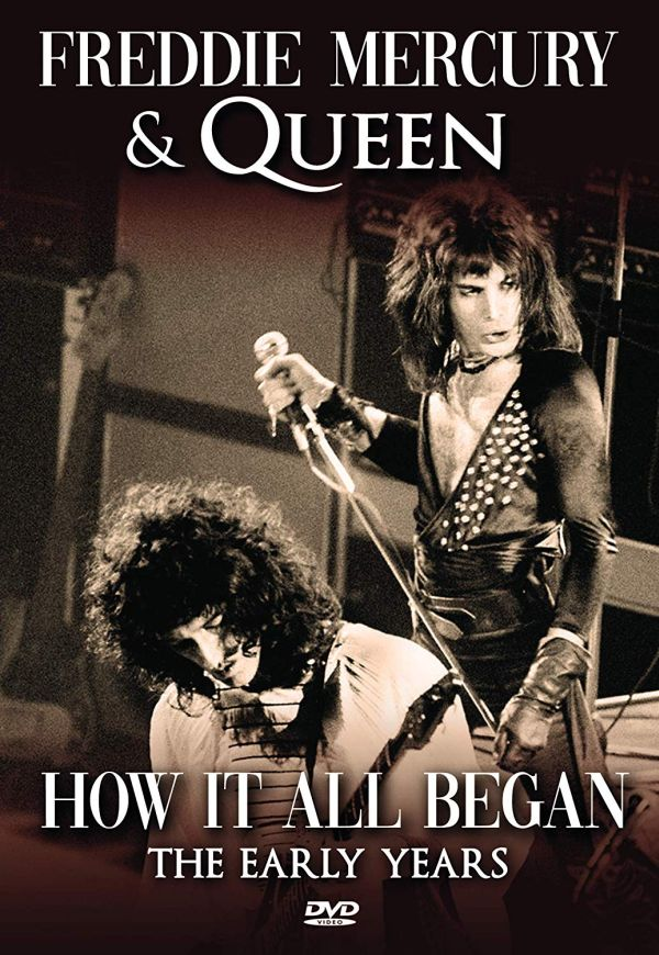 Mercury, Freddie and Queen - How It All Began - The Early Years (R0) - DVD - Music
