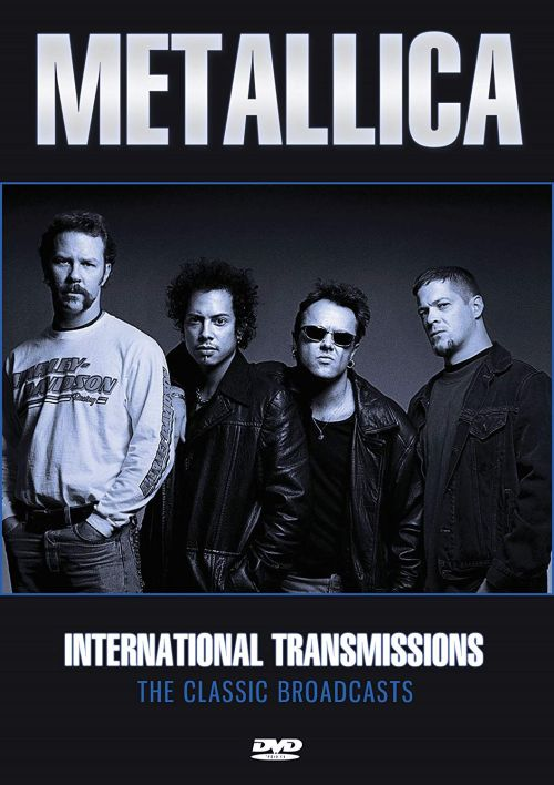 Metallica - International Transmissions - The Classic Broadcasts (R0) - DVD - Music