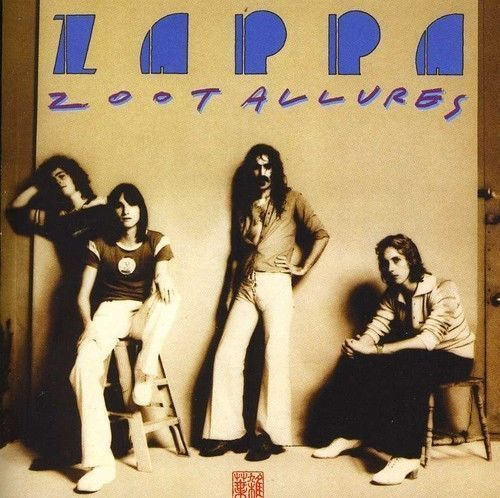 Zappa, Frank - Zoot Allures - CD - New