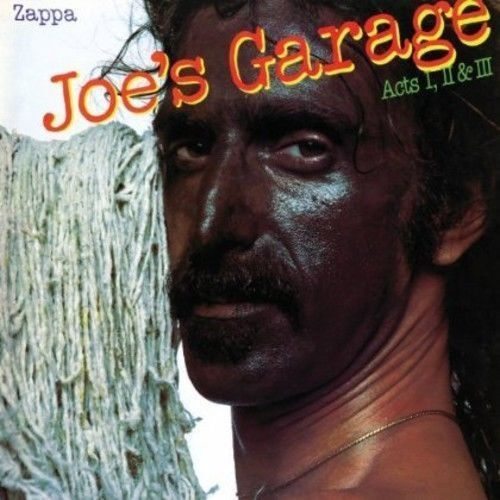 Zappa, Frank - Joes Garage Acts 1, 2 And 3 (2CD) - CD - New