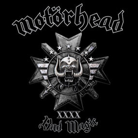 Motorhead - Bad Magic (Deluxe Mediabook) - CD - New