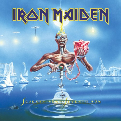 Iron Maiden - Seventh Son Of A Seventh Son (180g 2014 reissue) (Euro.) - Vinyl - New