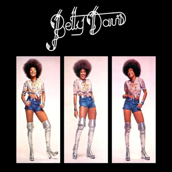 Davis, Betty - Betty Davis (180g remaster) - Vinyl - New