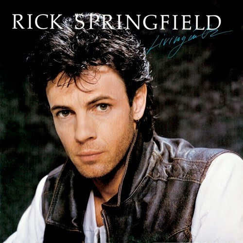 Springfield, Rick - Living In Oz (Rock Candy rem.) - CD - New