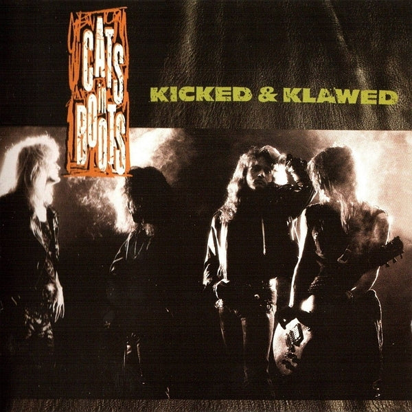 Cats In Boots - Kicked And Klawed (Rock Candy rem.) - CD - New