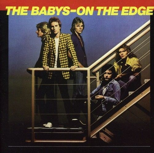Babys - On The Edge (Rock Candy rem.) - CD - New