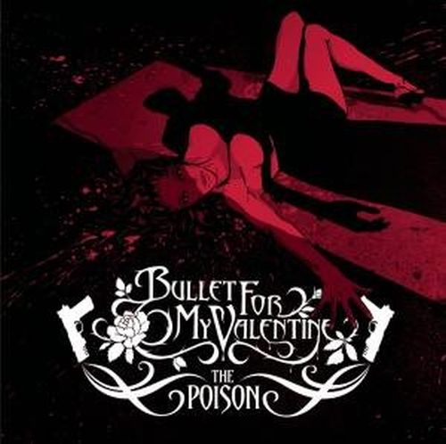 Bullet For My Valentine - Poison, The (2018 Gold Series) - CD - New