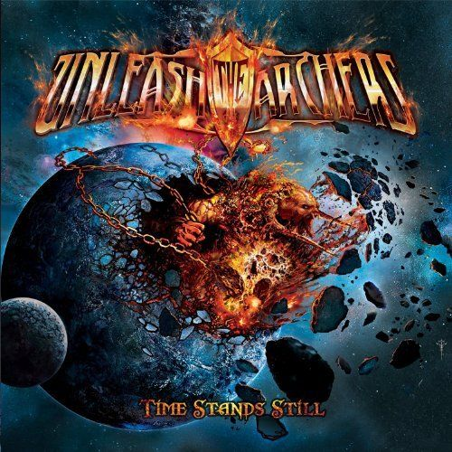 Unleash The Archers - Time Stands Still - CD - New