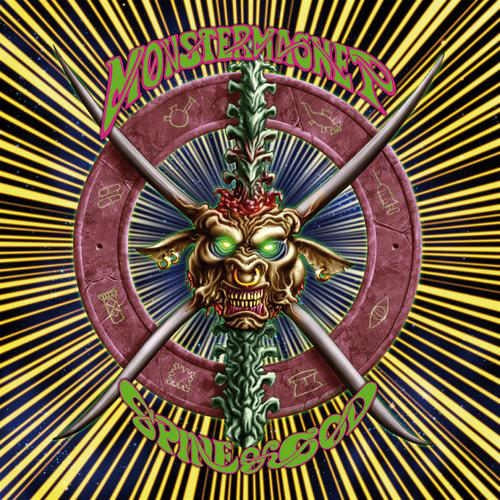 Monster Magnet - Spine Of God (2017 reissue w. bonus track) - CD - New