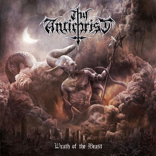 Thy Antichrist - Wrath Of The Beast - CD - New