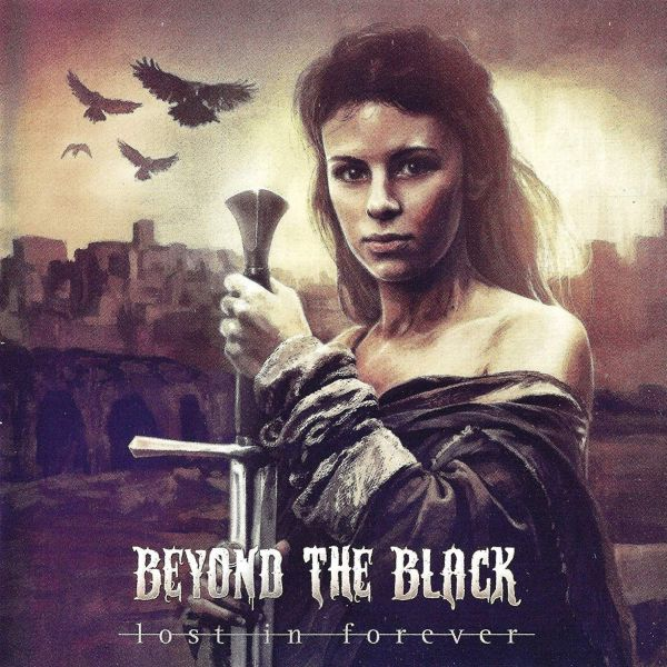 Beyond The Black - Lost In Forever (2019 reissue w. 4 bonus tracks) - CD - New