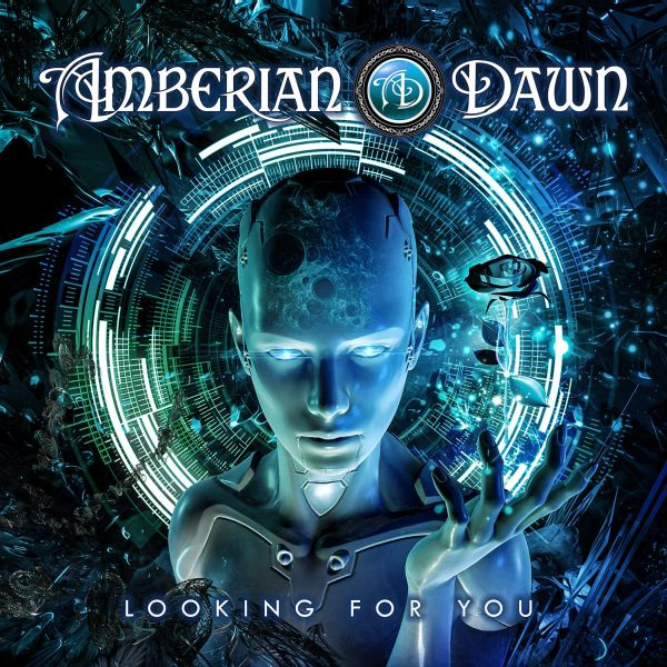 Amberian Dawn - Looking For You (Ltd. Ed. digi. w. bonus track) - CD - New