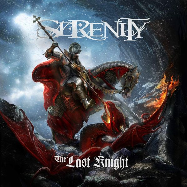 Serenity - Last Knight, The (Ltd. Ed. digi. w. bonus track) - CD - New