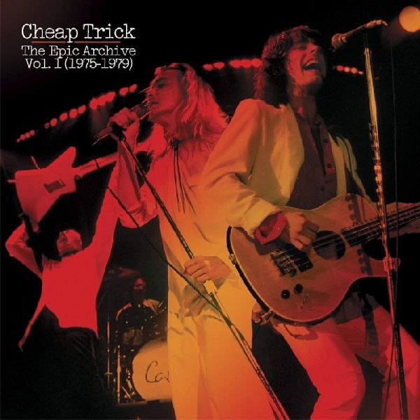 Cheap Trick - Epic Archive Vol. 1, The (1975-1979) - CD - New