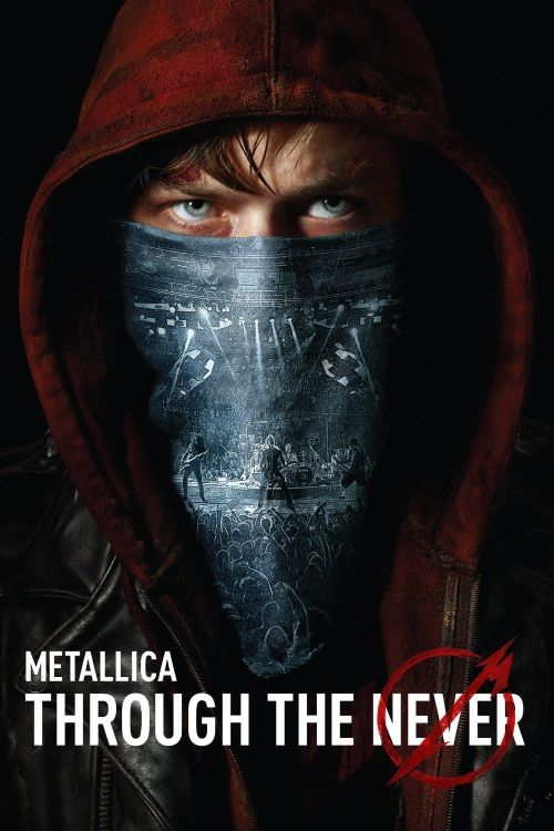 Metallica - Through The Never (2xBlu-Ray) (RA/B/C) - Blu-Ray - Music