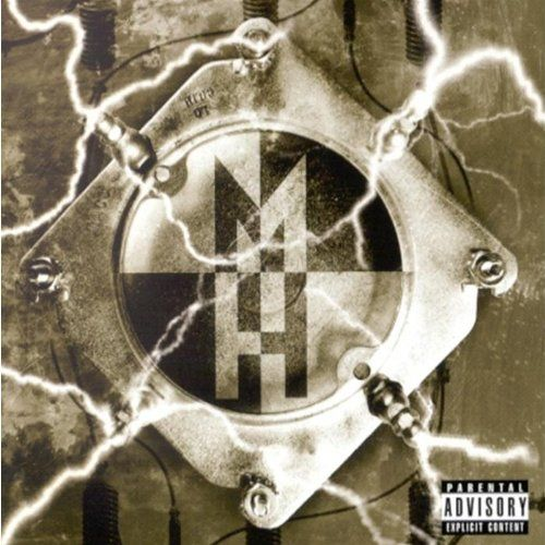 Machine Head - Supercharger (Euro.) - CD - New