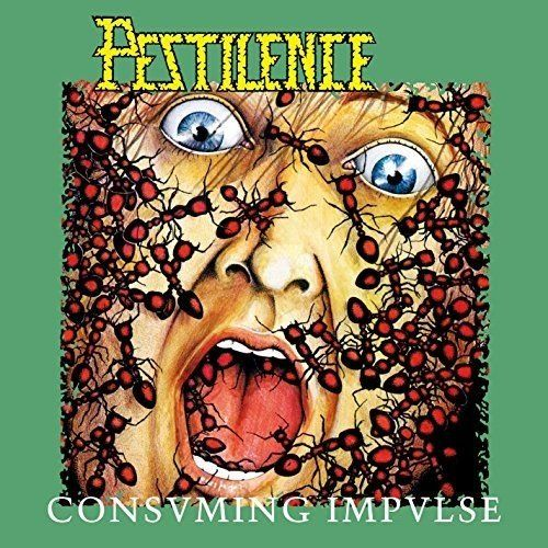 Pestilence - Consuming Impulse (2017 2CD reissue) - CD - New