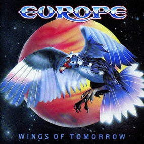 Europe - Wings Of Tomorrow (2013 reissue) - CD - New