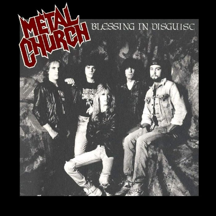 Metal Church - Blessing In Disguise (2018 reissue) - CD - New