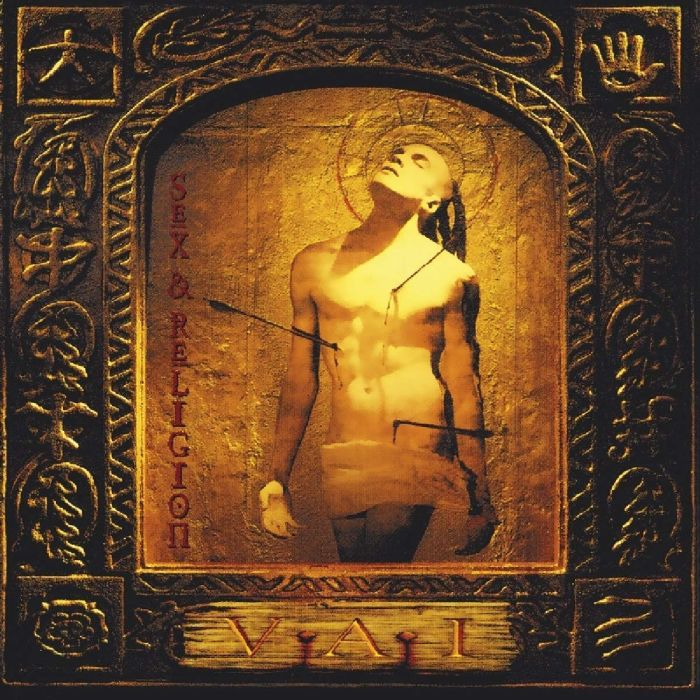 Vai, Steve - Sex And Religion (2018 reissue) - CD - New