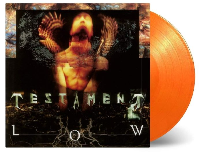 Testament - Low (Ltd. Ed. 180g Coloured Vinyl - numbered ed. of 1500) - Vinyl - New