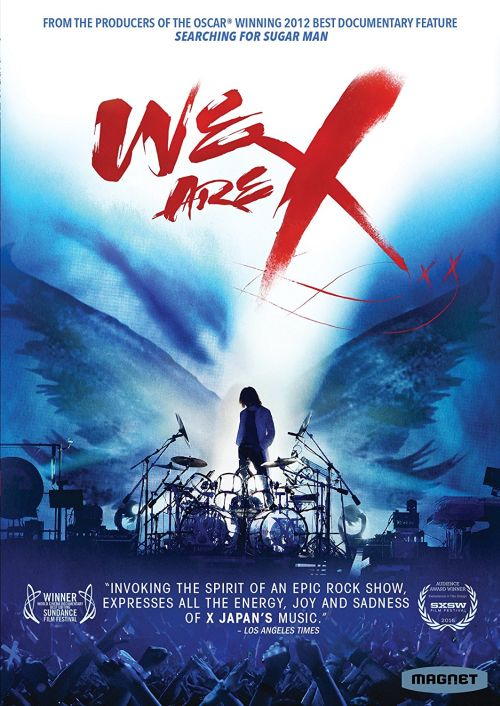 X (Japan) - We Are X (R1) - DVD - Music