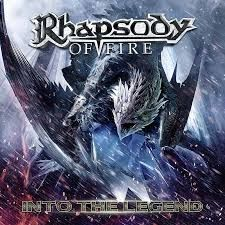 Rhapsody Of Fire - Into The Legend - CD - New