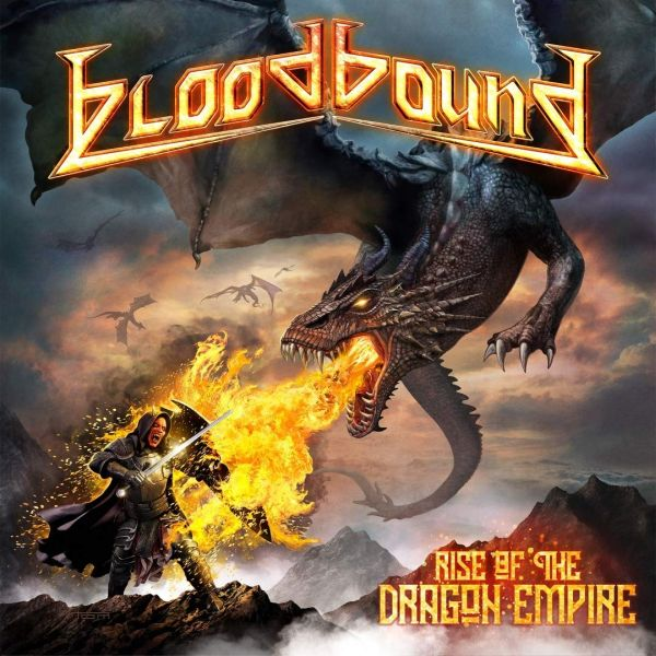 Bloodbound - Rise Of The Dragon Empire - CD - New