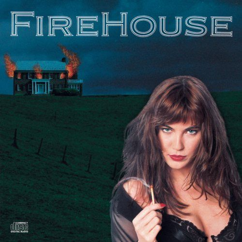Firehouse - Firehouse - CD - New
