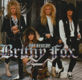 Britny Fox - Best Of Britny Fox, The - CD - New