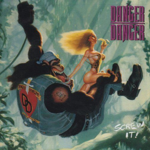 Danger Danger - Screw It! - CD - New