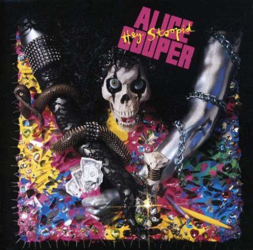 Cooper, Alice - Hey Stoopid (U.S.) - CD - New
