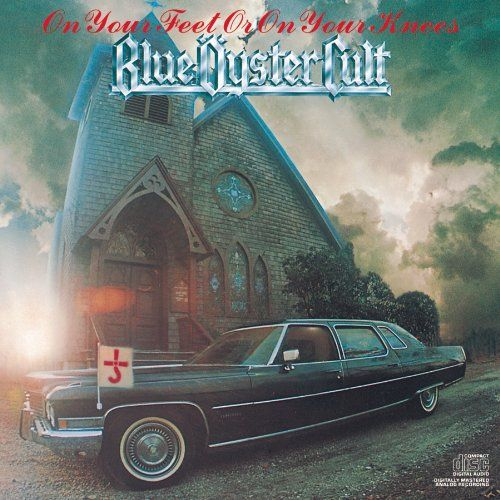 Blue Oyster Cult - On Your Feet Or On Your Knees - CD - New