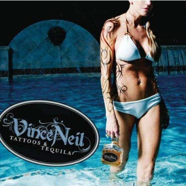 Neil, Vince - Tattoos And Tequila - CD - New