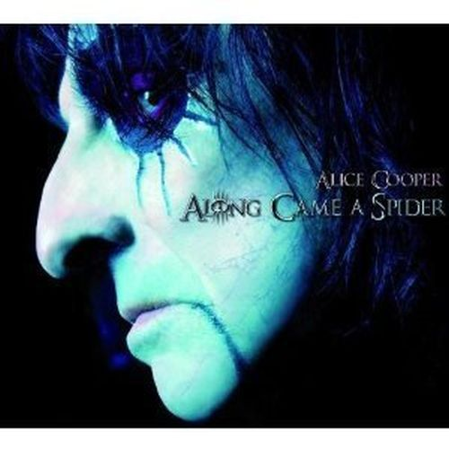 Cooper, Alice - Along Came A Spider (plus three bonus tracks) - CD - New