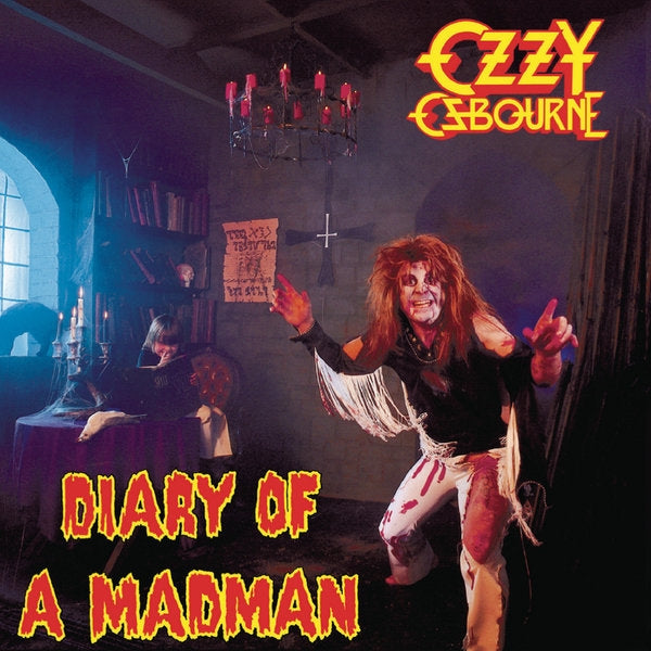 Osbourne, Ozzy - Diary Of A Madman (180g 30th Ann. Ed.) - Vinyl - New
