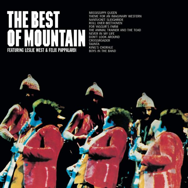 Mountain - Best Of Mountain, The - CD - New