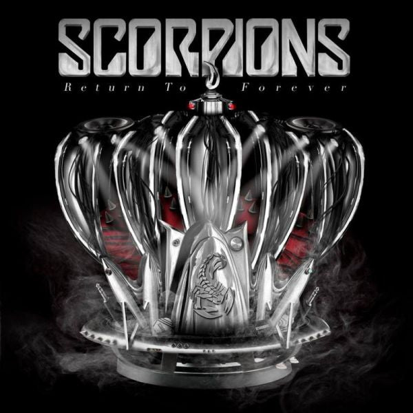Scorpions - Return To Forever - CD - New