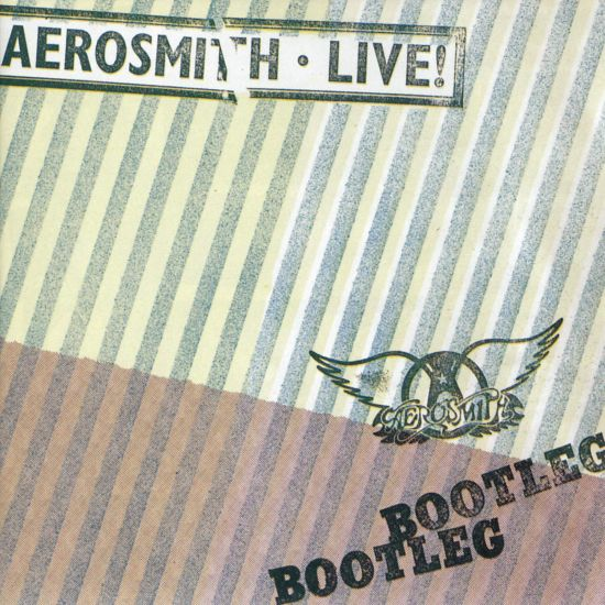 Aerosmith - Live! Bootleg (U.S.) - CD - New