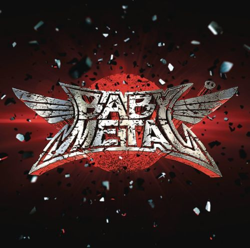 Babymetal - Babymetal (2015 reissue w. 2 bonus tracks) - CD - New