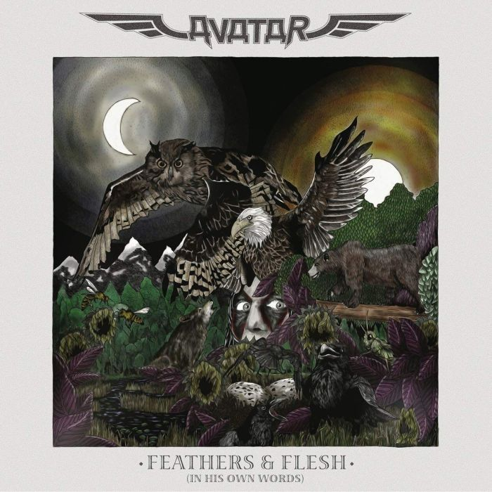 Avatar - Feathers And Flesh (Ltd. Ed. digi. CD/DVD) - CD - New