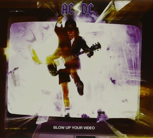 ACDC - Blow Up Your Video (U.S. digi.) - CD - New