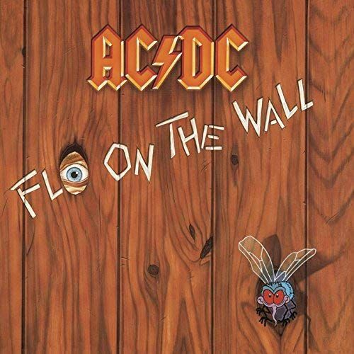 ACDC - Fly On The Wall (U.S. digi.) - CD - New