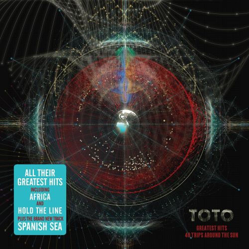 Toto - 40 Trips Around The Sun (Greatest Hits rem. w. 3 unreleased tracks) - CD - New